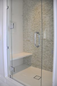 Shower Tiling Contractor for bathroom